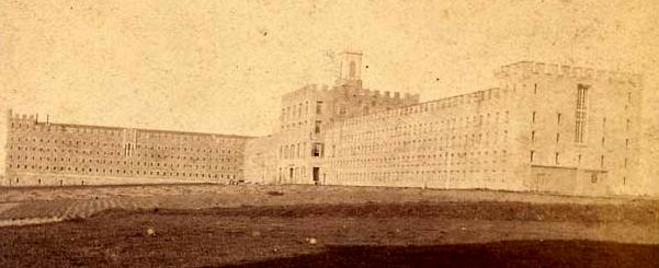 Blackwell's Island Penitentiary