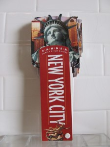 Fandex Family Field Guides: New York City - $12