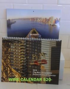 2015 WIRE Calendar for 2016